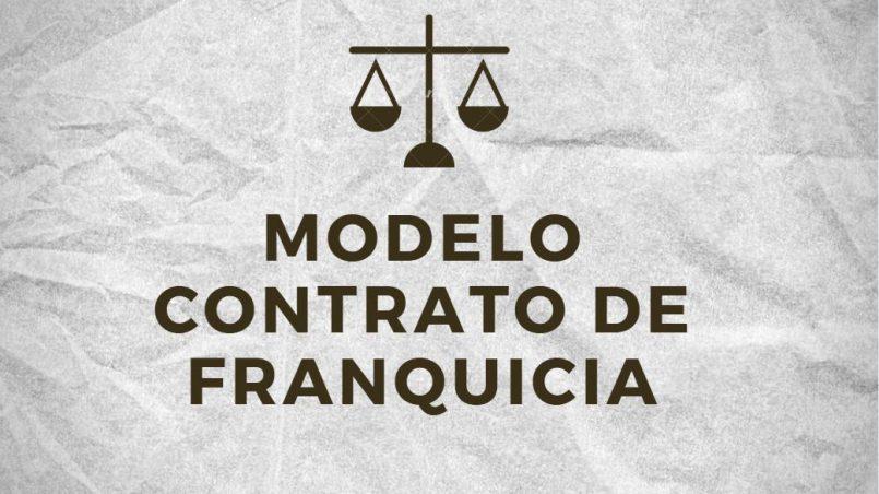 modelo-de-contrato-de-franquicia