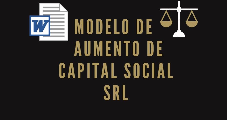 Modelo-aumento-de-capital-social