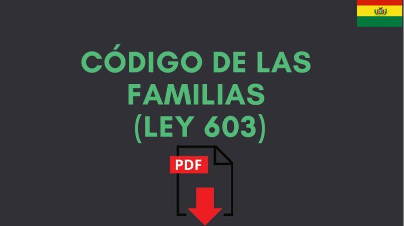 codigo-de-las-familias-ley-603-pdf
