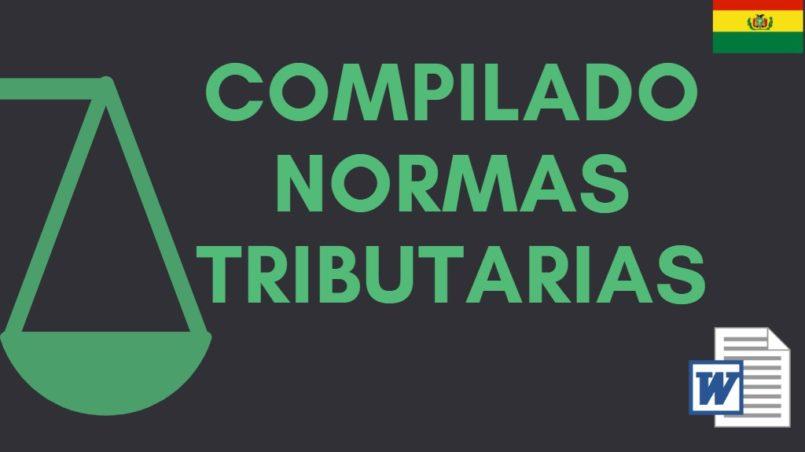 Normas-tributarias-bolivia-pdf